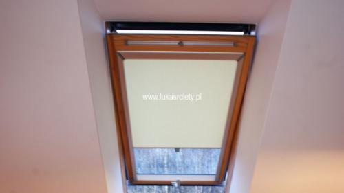 Galeria rolety na okna dachowe dekolux 003