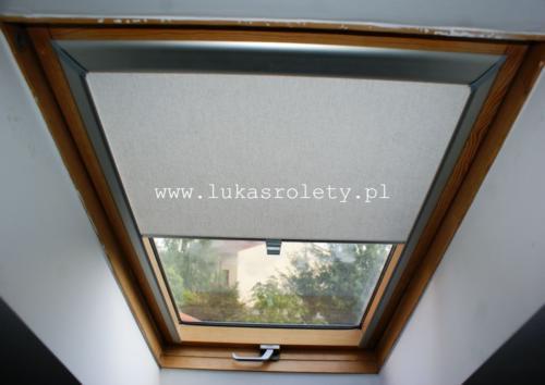 Galeria rolety na okna dachowe dekolux 006