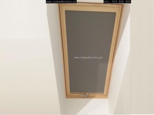Galeria rolety na okna dachowe dekolux 007