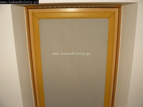 Galeria rolety na okna dachowe dekolux 010