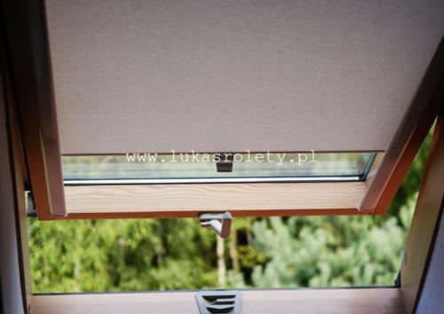 Galeria rolety na okna dachowe dekolux 011