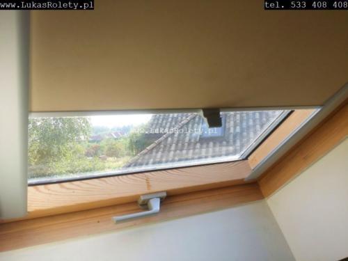 Galeria rolety na okna dachowe dekolux 014