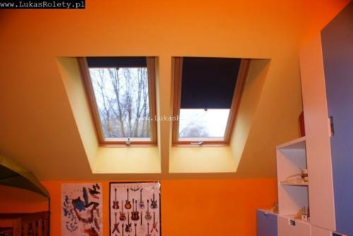Galeria rolety na okna dachowe dekolux 015