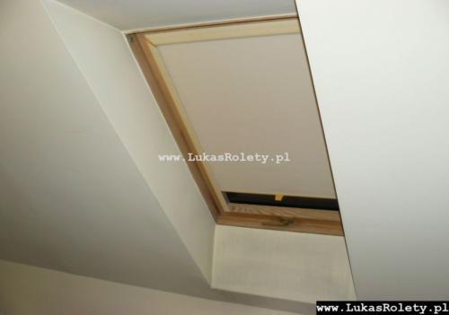Galeria rolety na okna dachowe dekolux 018