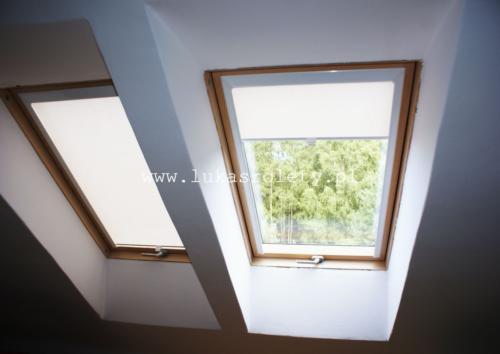 Galeria rolety na okna dachowe dekolux 019