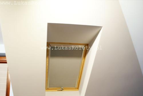 Galeria rolety na okna dachowe dekolux 022