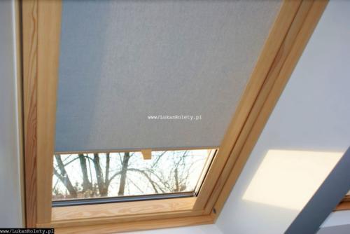 Galeria rolety na okna dachowe dekolux 025