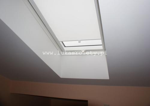 Galeria rolety na okna dachowe dekolux 027