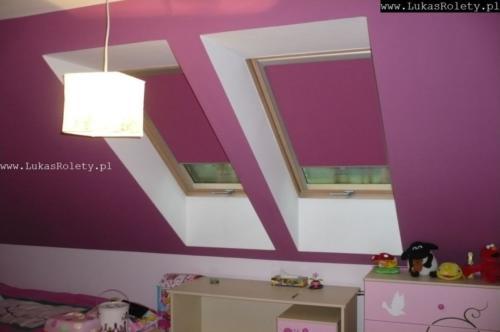 Galeria rolety na okna dachowe dekolux 029