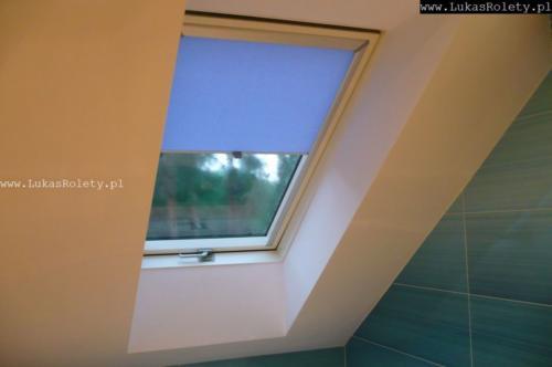Galeria rolety na okna dachowe dekolux 035