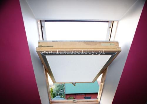 Galeria rolety na okna dachowe dekolux 036