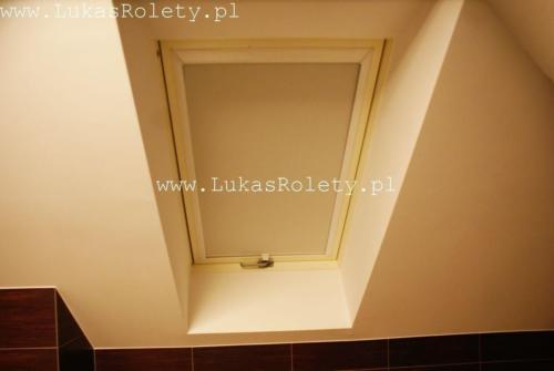 Galeria rolety na okna dachowe dekolux 037