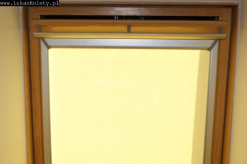 Galeria rolety na okna dachowe dekolux 039