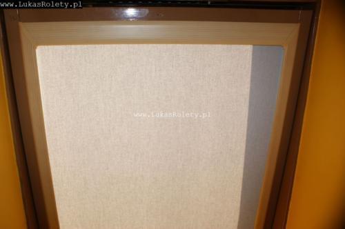 Galeria rolety na okna dachowe dekolux 040