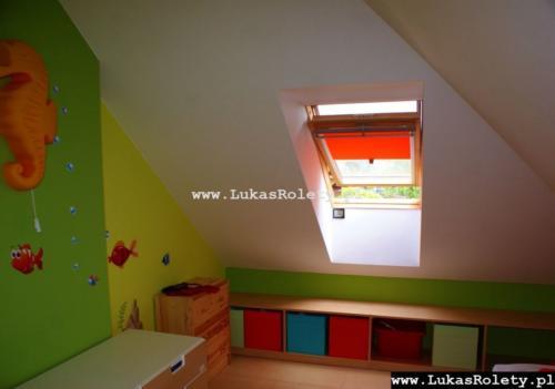 Galeria rolety na okna dachowe dekolux 041