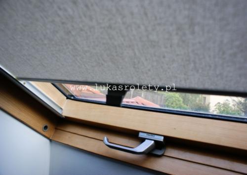 Galeria rolety na okna dachowe dekolux 042