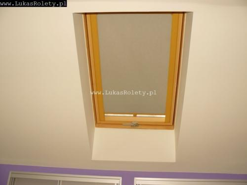 Galeria rolety na okna dachowe dekolux 043