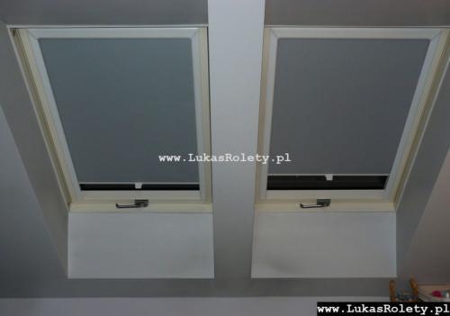 Galeria rolety na okna dachowe dekolux 044