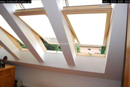 Galeria rolety na okna dachowe dekolux 047