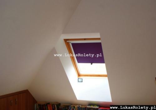 Galeria rolety na okna dachowe dekolux 048