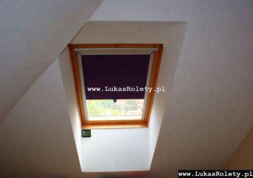 Galeria rolety na okna dachowe dekolux 051