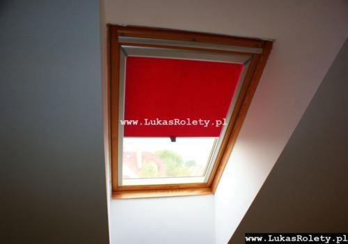 Galeria rolety na okna dachowe dekolux 055