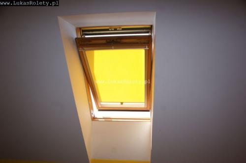 Galeria rolety na okna dachowe dekolux 062