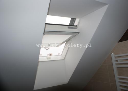 Galeria rolety na okna dachowe dekolux 063
