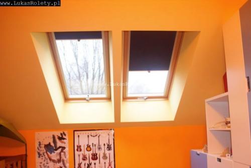 Galeria rolety na okna dachowe dekolux 064