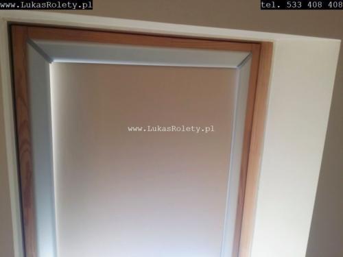 Galeria rolety na okna dachowe dekolux 065