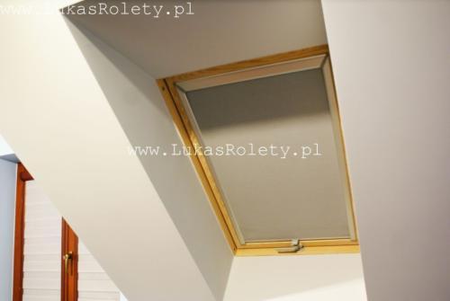 Galeria rolety na okna dachowe dekolux 076