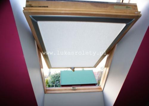 Galeria rolety na okna dachowe dekolux 079