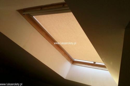 Galeria rolety na okna dachowe dekolux 082
