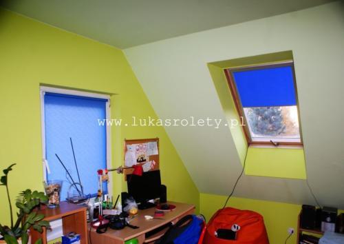 Galeria rolety na okna dachowe dekolux 083
