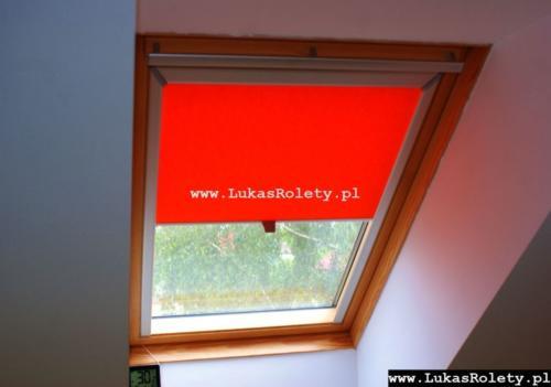 Galeria rolety na okna dachowe dekolux 085