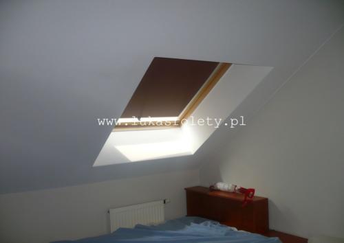Galeria rolety na okna dachowe dekolux 088