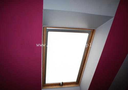 Galeria rolety na okna dachowe dekolux 092