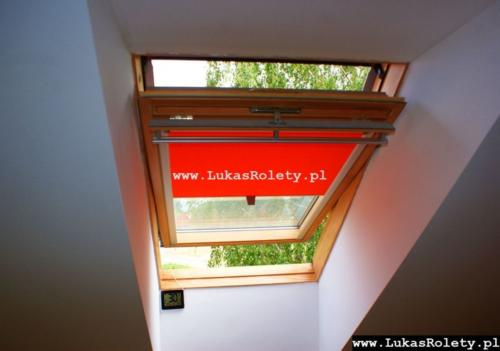Galeria rolety na okna dachowe dekolux 095