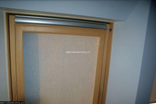 Galeria rolety na okna dachowe dekolux 097