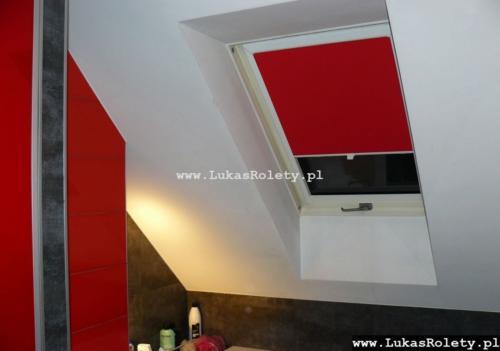 Galeria rolety na okna dachowe dekolux 098