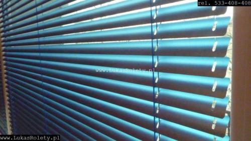 Galeria zaluzje aluminiowe 16mm 25mm 006