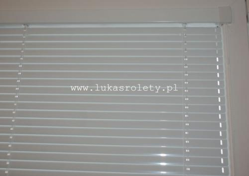 Galeria zaluzje aluminiowe 16mm 25mm 013