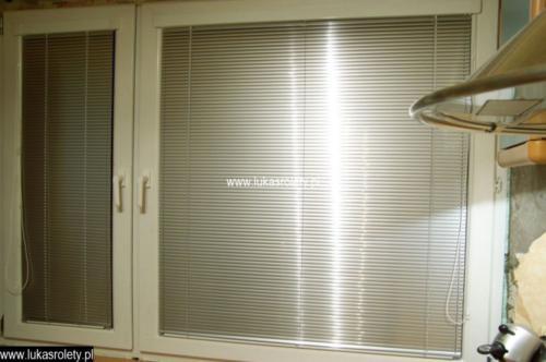 Galeria zaluzje aluminiowe 16mm 25mm 046