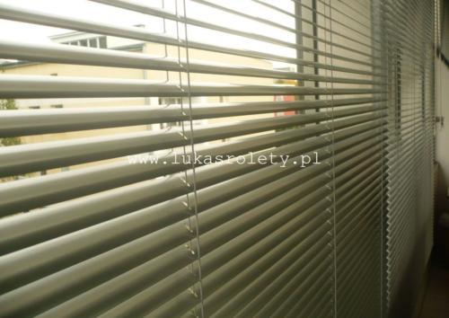 Galeria zaluzje aluminiowe 16mm 25mm 053