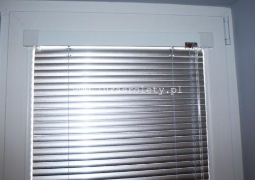 Galeria zaluzje aluminiowe 16mm 25mm 091