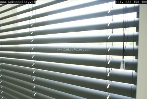 Galeria zaluzje aluminiowe 50mm 21