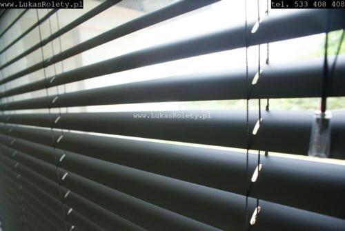Galeria zaluzje aluminiowe 50mm 23