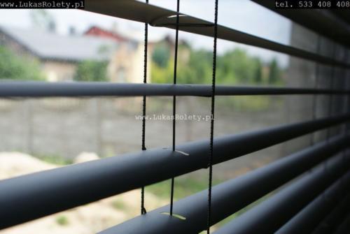Galeria zaluzje aluminiowe 50mm 31