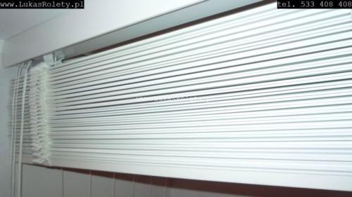 Galeria zaluzje drewniane 50mm 068