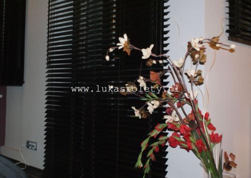 Galeria zaluzje drewniane 50mm 098